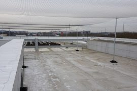 Zabezpieczanie powierzchni dachu