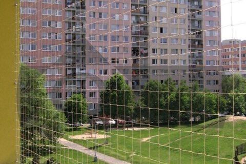 siatka balkonowa przeciw ptakom